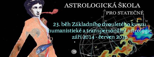 23. ročník Kurzu moderní astrologie