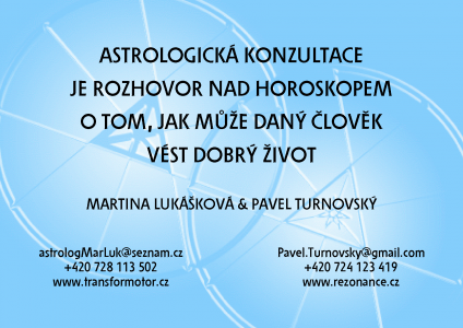 konzultace u astrologa
